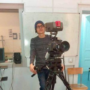 Мимо Гарсия - студент по журналистика