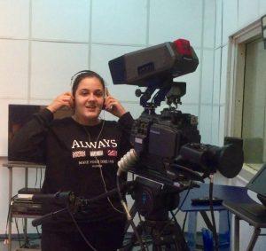 Таня Николов - студент по журналистика